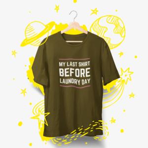 T-shirt Laundry