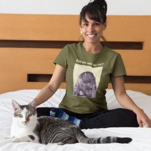 T-shirt Kat